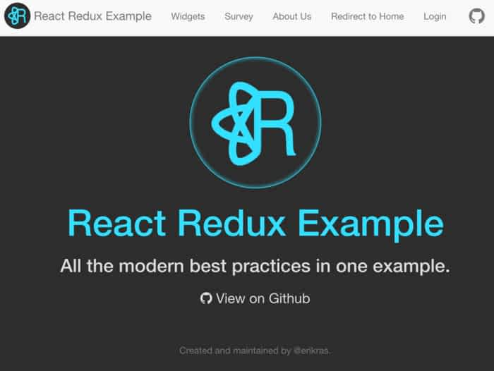 45 Form Examples with ReactJS